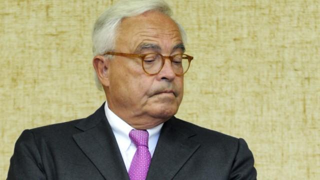 Deutsche Bank will Schadenersatz von Rolf Breuer
