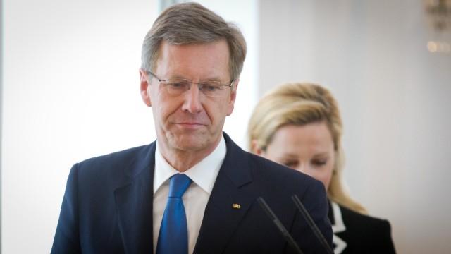 Christian Wulff, Bundespräsident, Rücktritt, Ehrensold, Nachfolger, Horst Köhler, Schloss Bellevue