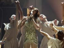 The BRIT Awards 2012 - Show