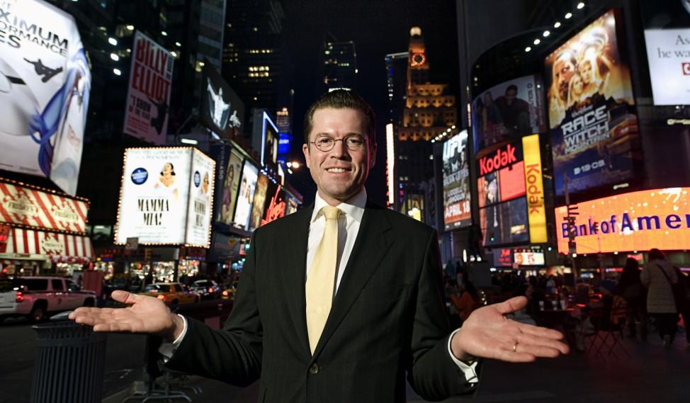 Ermittlungen gegen Guttenberg gegen Geldauflage eingestellt
