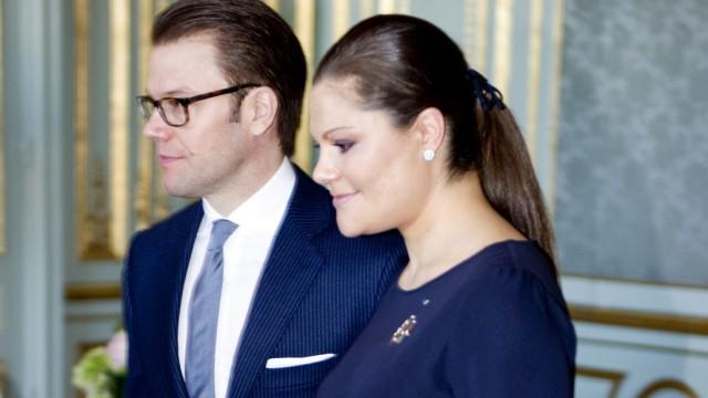 Kronprinzessin Victoria bringt Tochter zur Welt