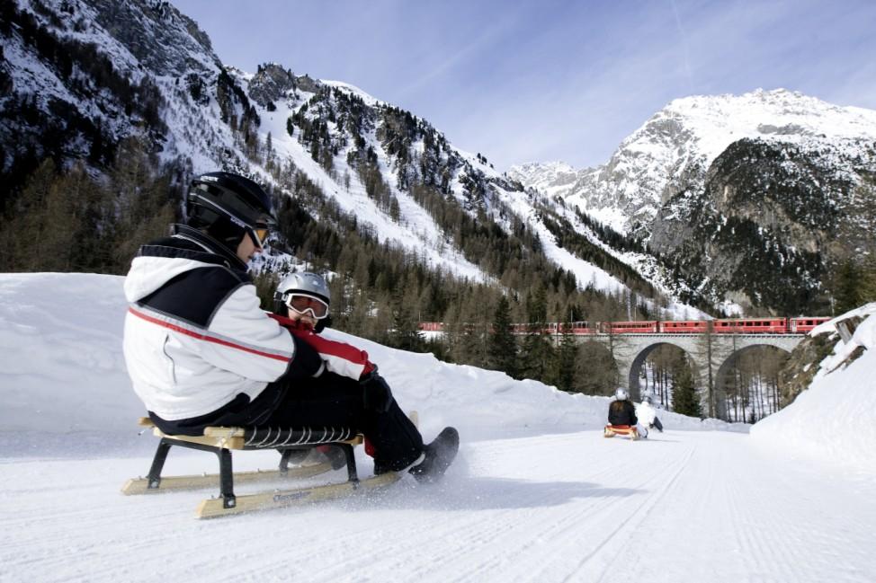Reiseziele Winter-Blues Schweiz Preda Berguen