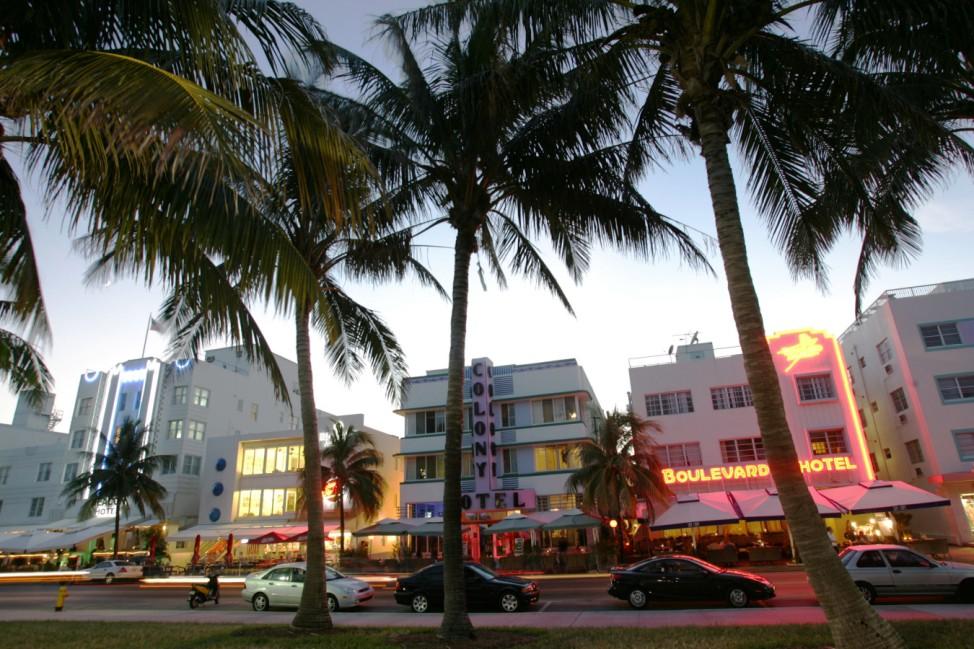Reiseziele Winter-Blues USA Florida Miami