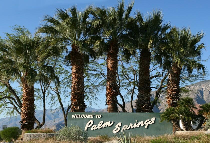 Reiseziele Winterblues USA Kalifornien Palm Springs