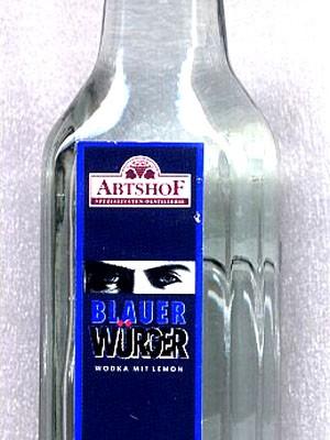 Blauer Würger