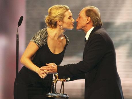 Bambi Kate Winslet Bruno Ganz; Reuters