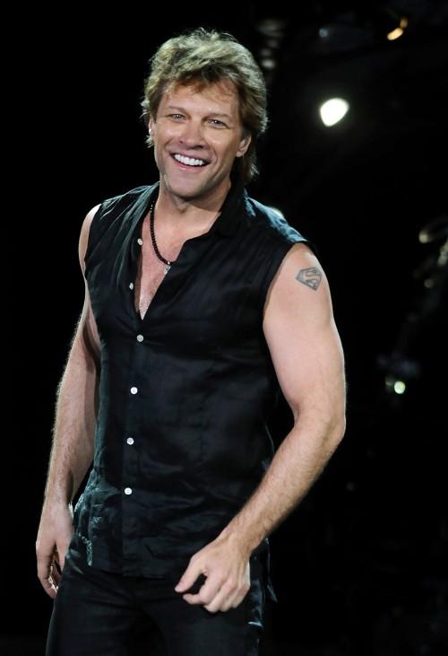 Jon Bon Jovi wird 50