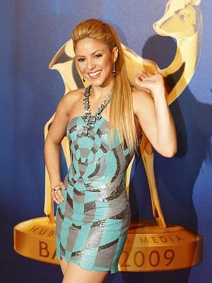 Bambi Shakira; Reuters