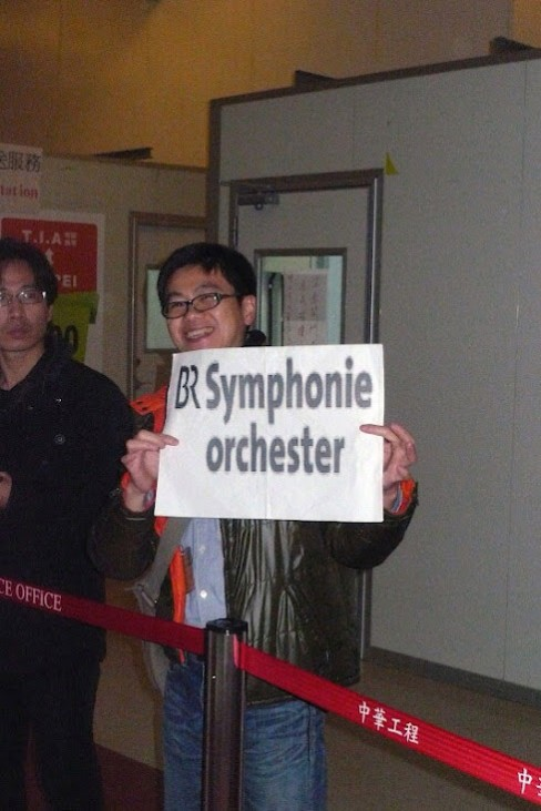 BR-Symphonie-Orchester in China