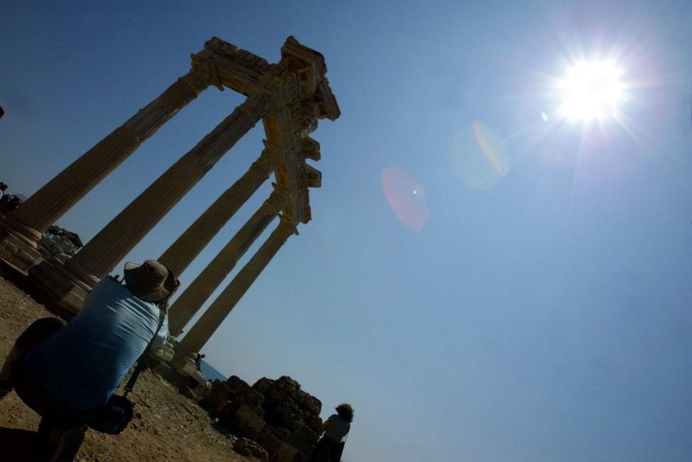 TURKEY-ECLIPSE-SCIENCE-TOURISM