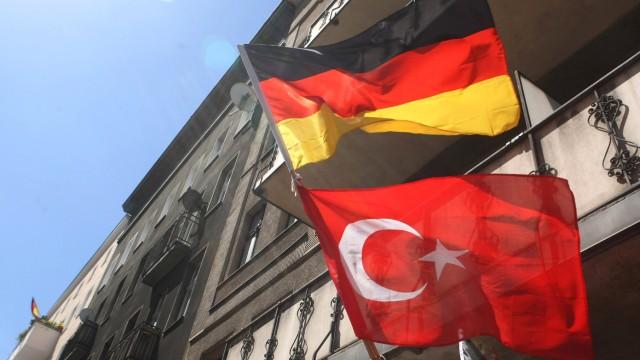 Euro 2008 - Fans Prepare For Germany v Turkey