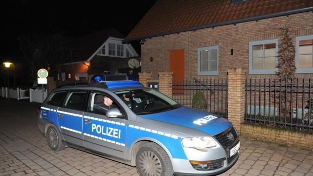 Wulffs Haus in Großburgwedel durchsucht