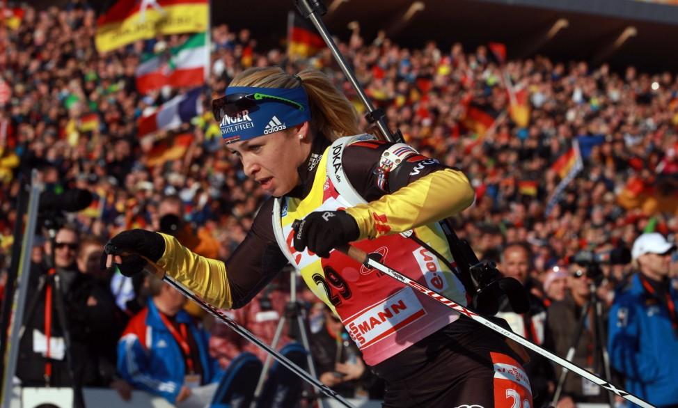 IBU Biathlon World Championships - Women's 7,5km Sprint