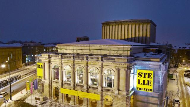 Umbaupläne Stadttheater Augsburg