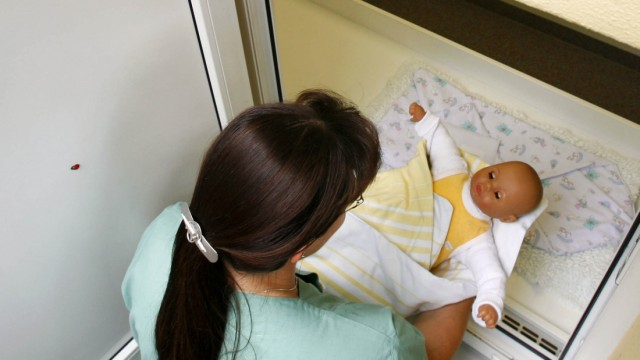 Kritik an Babyklappen