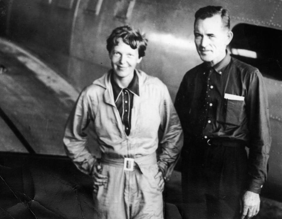 Fernreisen Abenteuer Globetrotterinnen Amelia Earhart