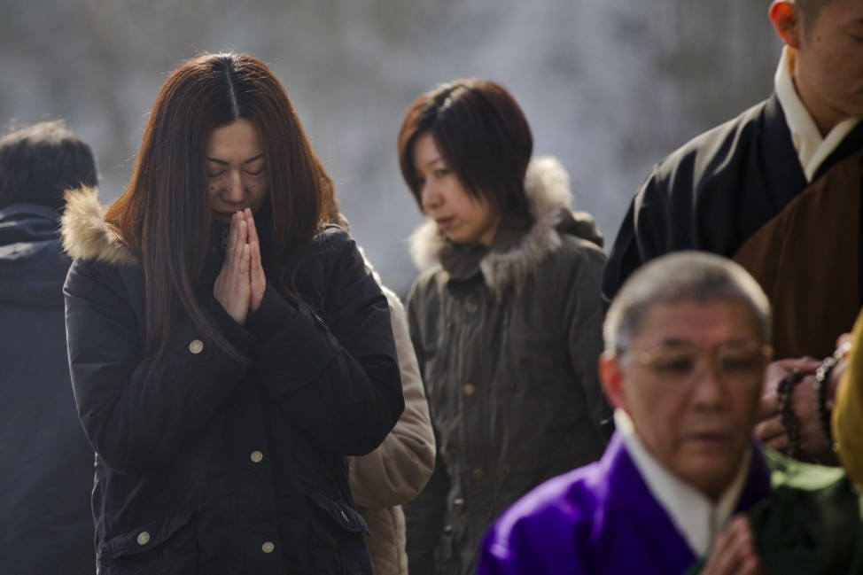 Japan Prepares To Mark One Year Anniversary Of Earthquake And Tsunami