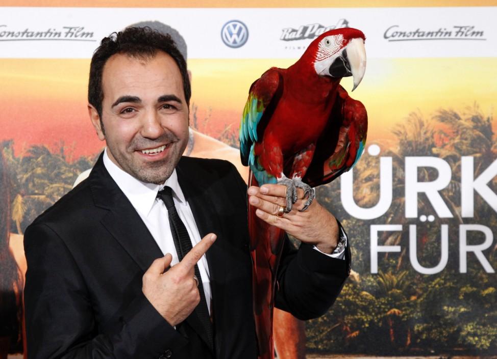 Filmpremiere 'Tuerkisch fuer Anfaenger'