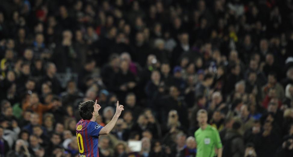 FC Barcelona - Bayer 04 Leverkusen