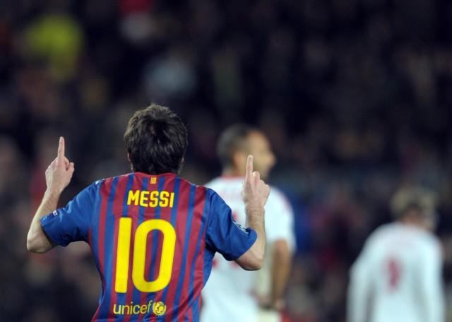 Champions League - FC Barcelona - Bayer Leverkusen