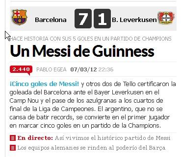 Screenshot Marca II Messi
