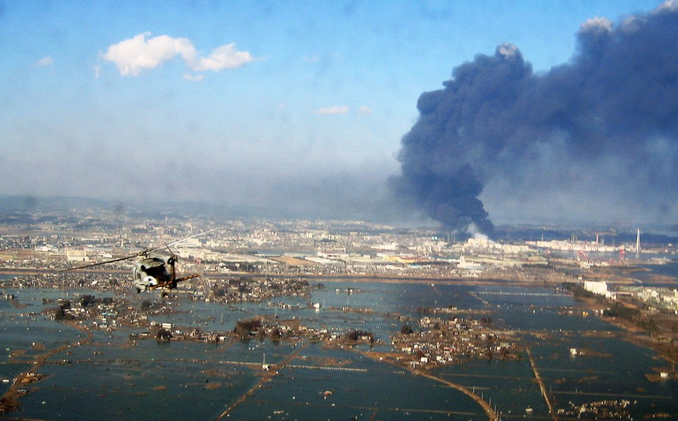 FILE: Japan Earthquake And Tsunami Remembered On One Year Anniversary