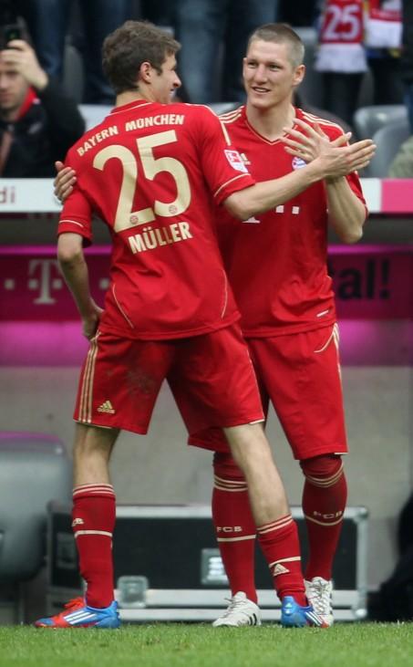 FC Bayern Muenchen v 1899 Hoffenheim  - Bundesliga