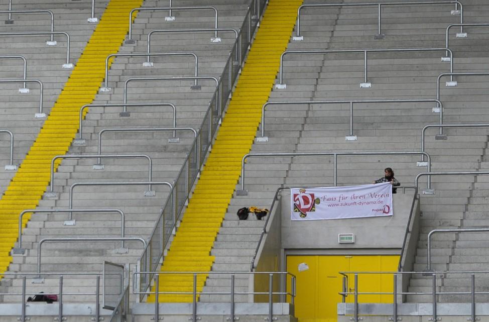 Dynamo Dresden - FC Ingolstadt