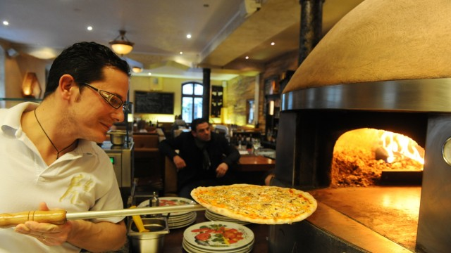 "Pizzeria ""Europa"" in München, 2012"