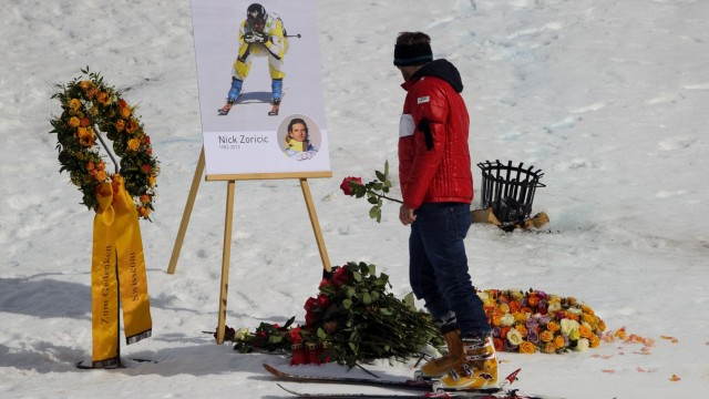 Ski-Welt trauert um Zoricic