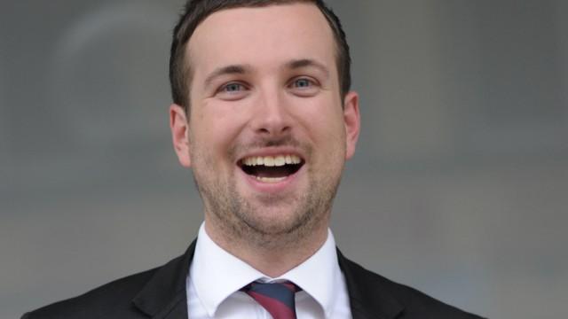 Deutschlands jüngster hauptamtlicher Bürgermeister