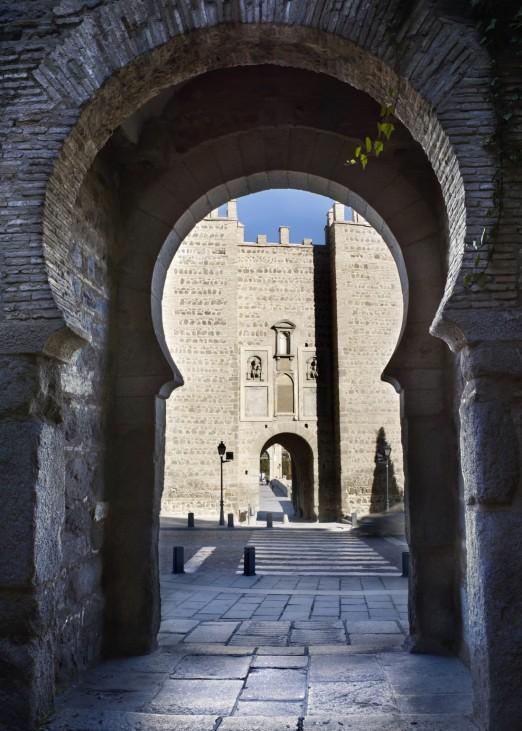 Spanien Toledo Altstadt