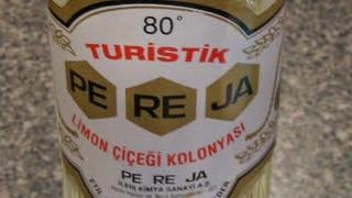 kölnisch wasser in der türkei