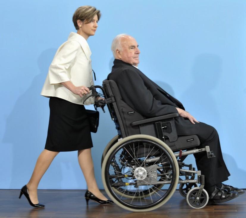 Festakt zum 80. Geburtstag von Altbundeskanzler Kohl