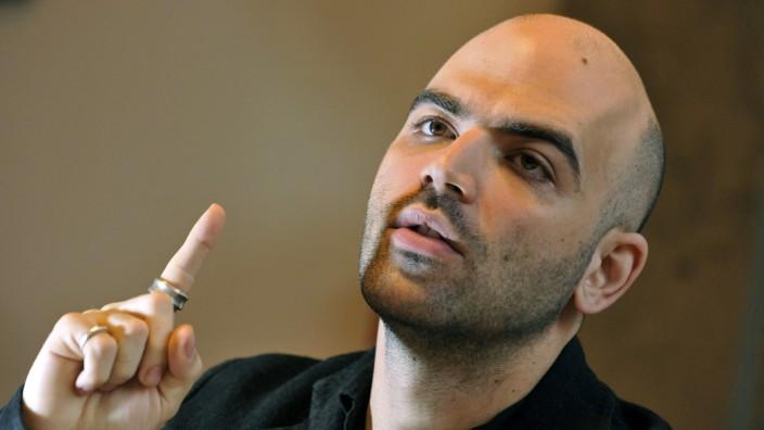 Mafia-Kritiker Saviano erhält Geschwister-Scholl-Preis