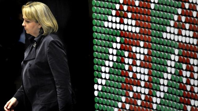 Vorschau: Nordrhein-Westfaelischer Landtag beraet ueber Haushalt 2012
