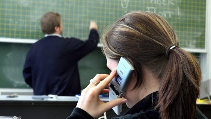 Handy-Nutzungsverbot an Bayerns Schulen