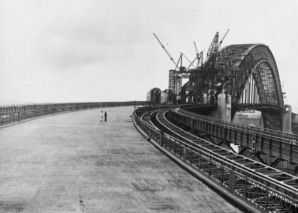 Sydney's New Bridge