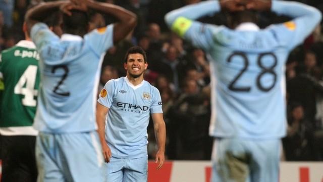 Manchester City vs Sporting Lisbon