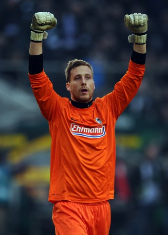 Borussia Moenchengladbach v SC Freiburg  - Bundesliga