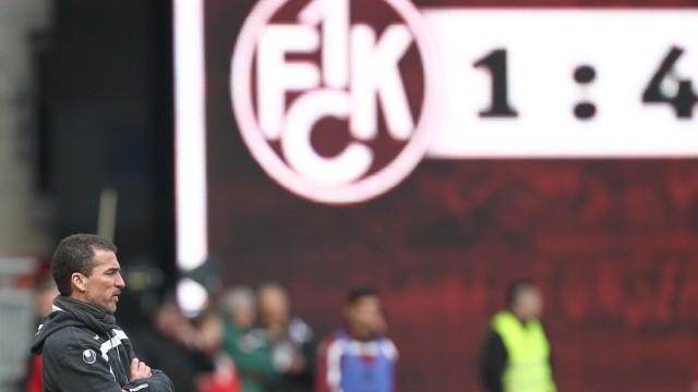 1. FC Kaiserslautern - FC Schalke 04