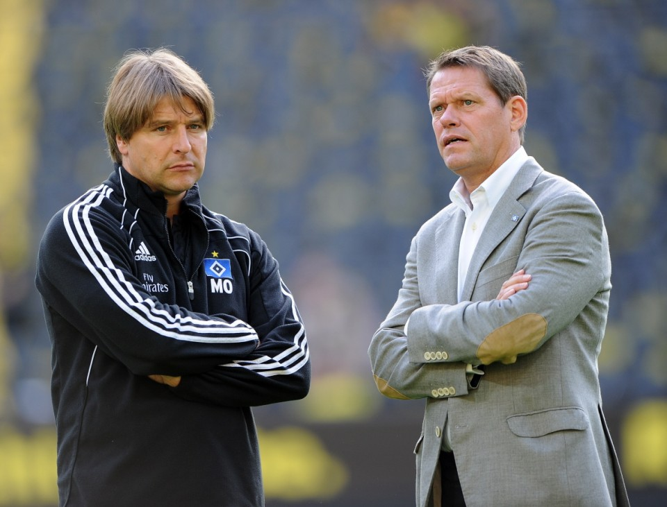 FILE: Arnesen New Head Coach Of Hamburger SV