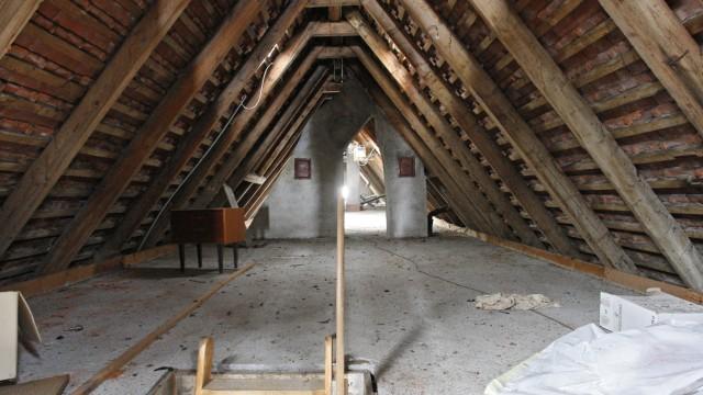 Streit über Abrisspläne: In dem ehemaligen jüdischen Badehaus soll ein Dokumentationszentrum eingerichtet werden.