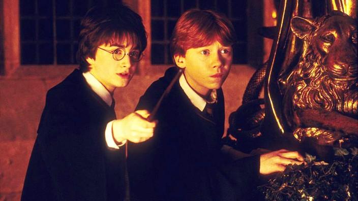 Jeder Dritte Harry Potter Fan Sieht Sich In Hufflepuff Gesellschaft Sz De