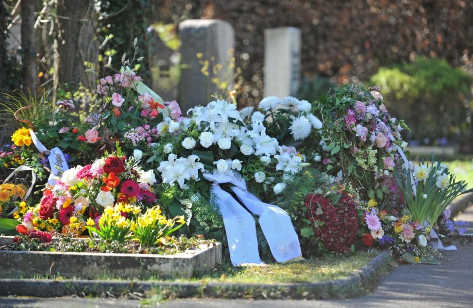 Mordfall Chiara und Sharon - Grabstätte