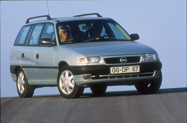 Opel Astra Caravan F