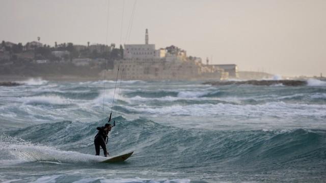 Tipps für Tel Aviv: Auch eine Möglichkeit, in Tel Aviv voranzukommen.