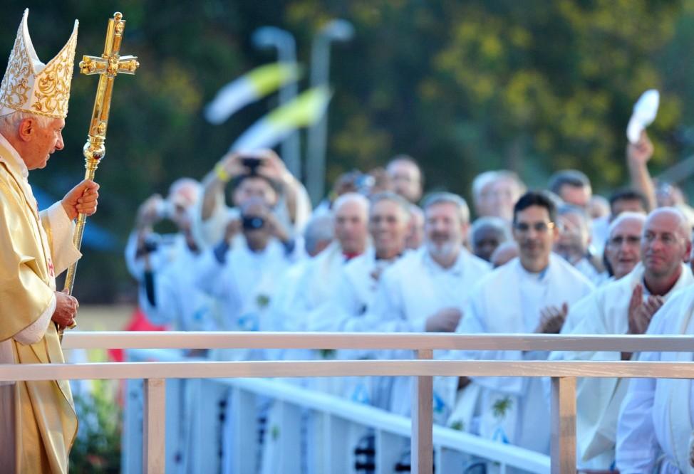 CUBA-RELIGION-POPE
