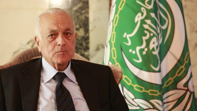 Arab League Secretary General In Iraq