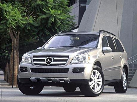 Mercedes GL-Klasse